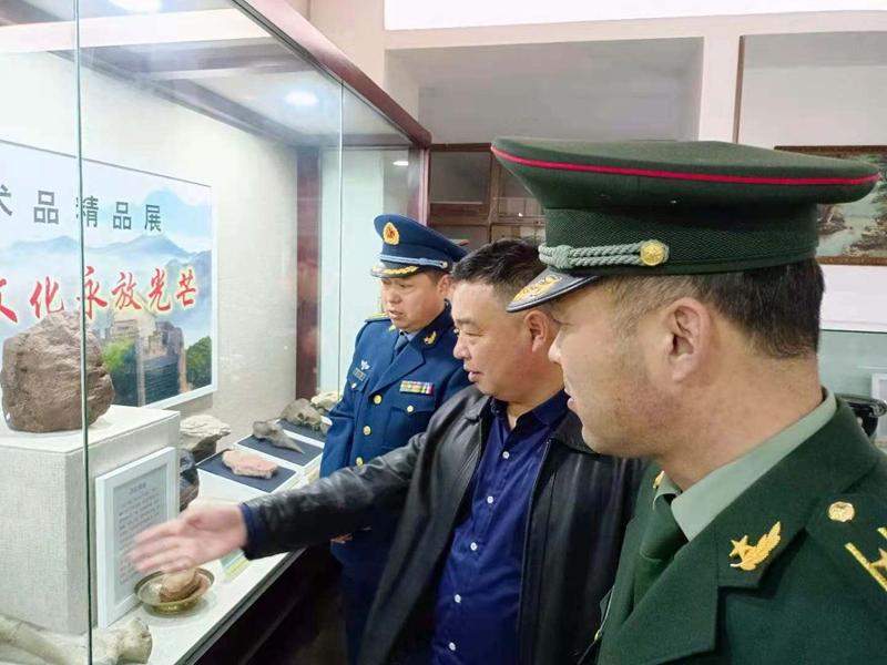 庆祝中国共产党成立100周年打卡地--文博馆